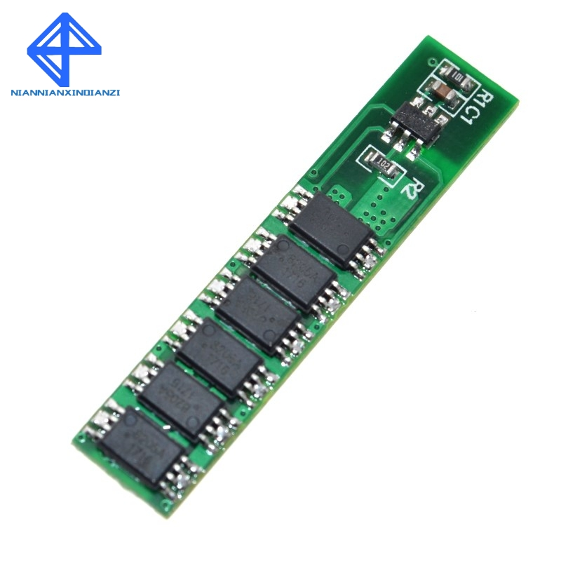 <font><b>1S</b></font> 15A li-ion BMS PCM <font><b>battery</b></font> <font><b>protection</b></font> <font><b>board</b></font> pcm for 18650 lithium ion li <font><b>battery</b></font> image