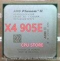 Оригинальный Процессор AMD Athlon II X4 905E 2.5 ГГц/6 МБ Кэш-Памяти L3 AM3 PGA938 (работает 100% бесплатная Доставка)
