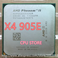Original AMD Athlon II X4 905E CPU Processor 2.5GHz/6MB L3 Cache AM3 PGA938  (working 100% Free Shipping)