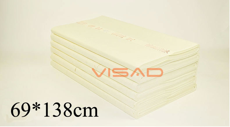 Chinese Xuan Paper, Rice Paper for Paintings and Calligraphy,white 69*138cm painting paperChinese Xuan Paper, Rice Paper for Paintings and Calligraphy,white 69*138cm painting paper