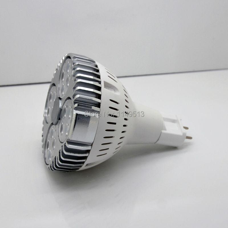 70w Metal Halide Lamp Led Replacement: 10pcs/lot G12 Led Par30 Lamp 35W Cree Leds Dimmable G12