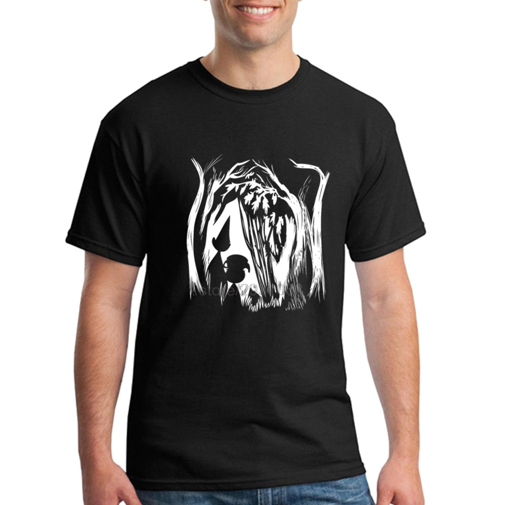 Shirt design printer - Man Short Sleeve Tee Shirts Over The Garden Wall Design Designer T Shirt Printer Hombre Cotton