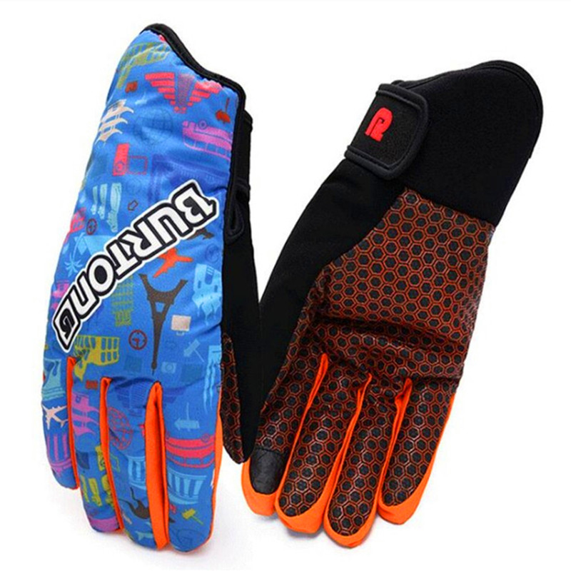Gants de Ski imperméables femmes hommes hiver en plein air montagne motoneige respirant Snowboard gants coupe-vent Guanti Moto coupe-vent