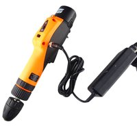 Professional Dual Use Electric Screwdriver Cordless Drill Driver Power Tools Mini Electric Drill Driver
