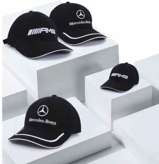 c7194e385b6b1 2018 NEW MERCEDES BENZ Baseball Cap Auto Logo embroidery Adjustable  snapback hood Hat Mens women