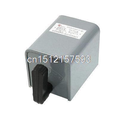 цена на 380V 15A 30 Amp 3 Position Motor Forward Reversing Drum Switch HY2-15