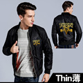 2016 Mens Hip Pop coat Flying jacket Thrasher Street Fashion wearing thicken winter Jacket US EU Plus Szie