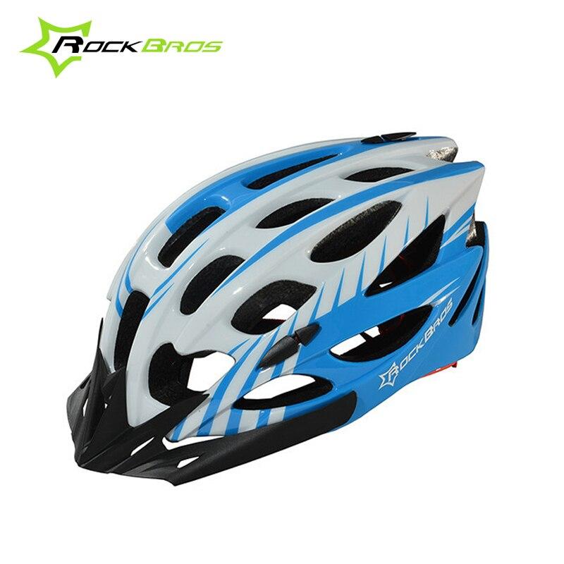 ROCKBROS Bicycle Helmet MTB Cycling Helmet Rockbros Helmet Road Bike Accessories 2017 New Downhill EPS Capacetes Ciclismo Mtb universal bike bicycle motorcycle helmet mount accessories