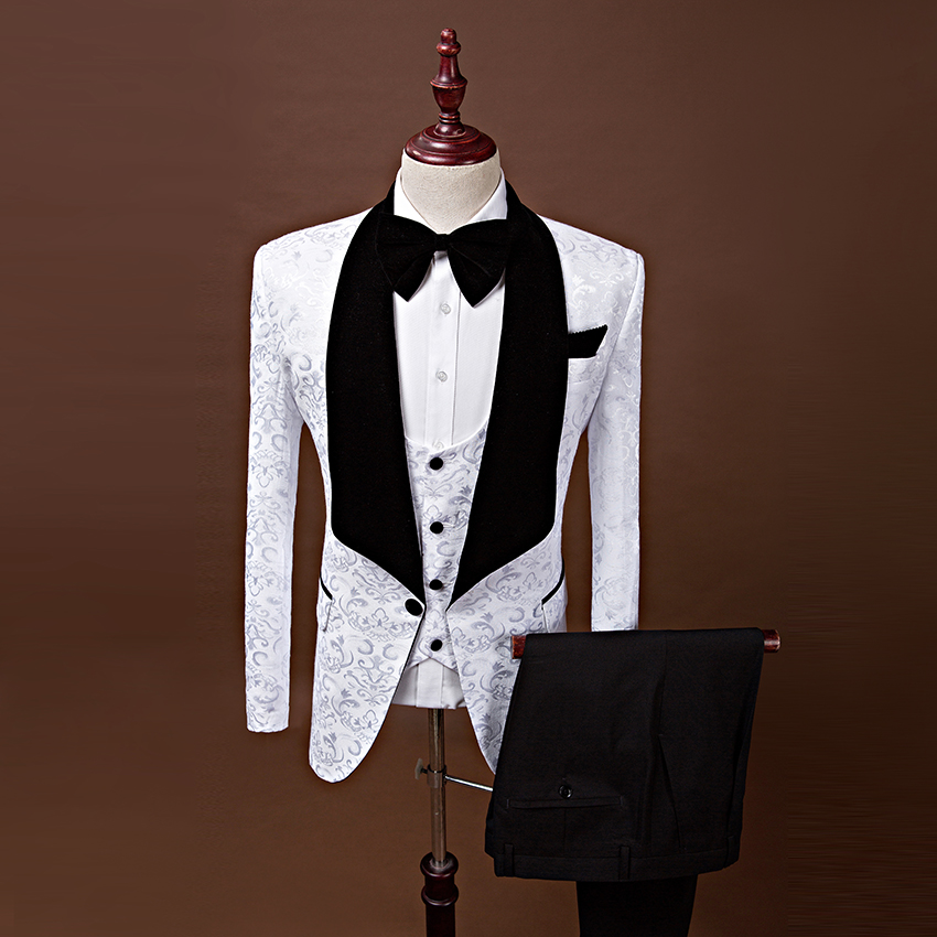 Alihouse Slim Fit Men Suits Wedding Suits For Men