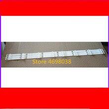 3piece/lot LED Backlight TCL L43E5800A UD OEM43LB06 LED3030F2.1 V1.2