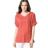 2018 T Shirt Women Summer Solid Short Sleeve Fashion Sashes O Neck Tee Shirt Femme 3XL
