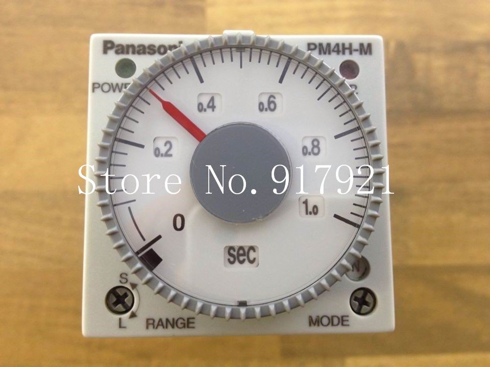 [ZOB] original PM4HM-H- time relay AC220V  --2pcs/lot hhs6a correct time countdown intelligence number show time relay bring power failure memory ac220v