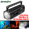 High Quality 8000LM CREE XM L2 T6 LED Scuba Diving Underwater 100M Flashlight Torch Waterproof