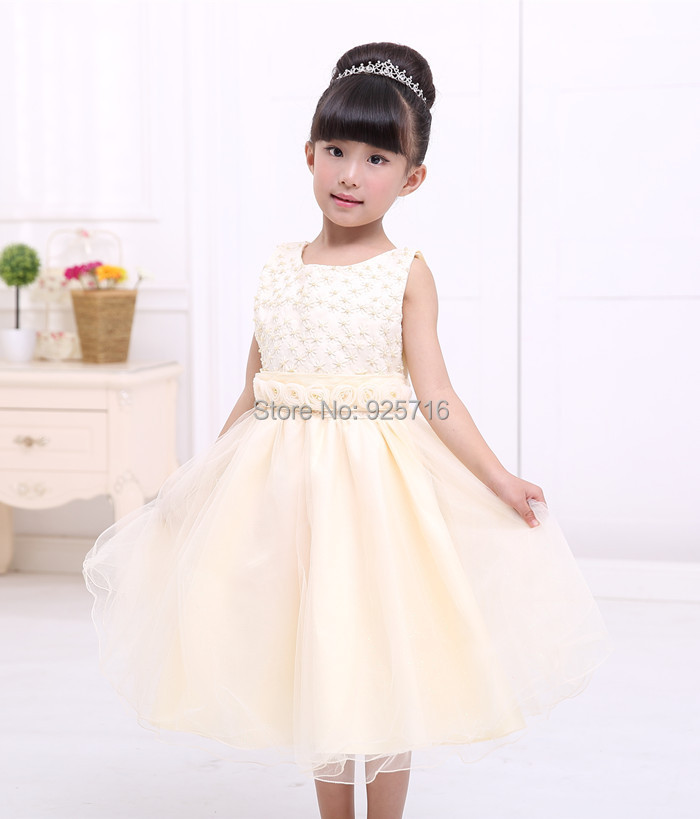 Simple and elegant lady princess dress dinner dress kids dresses for girls-in  Dresses from Mother   Kids on Aliexpress.com  1cb45c66e1a4