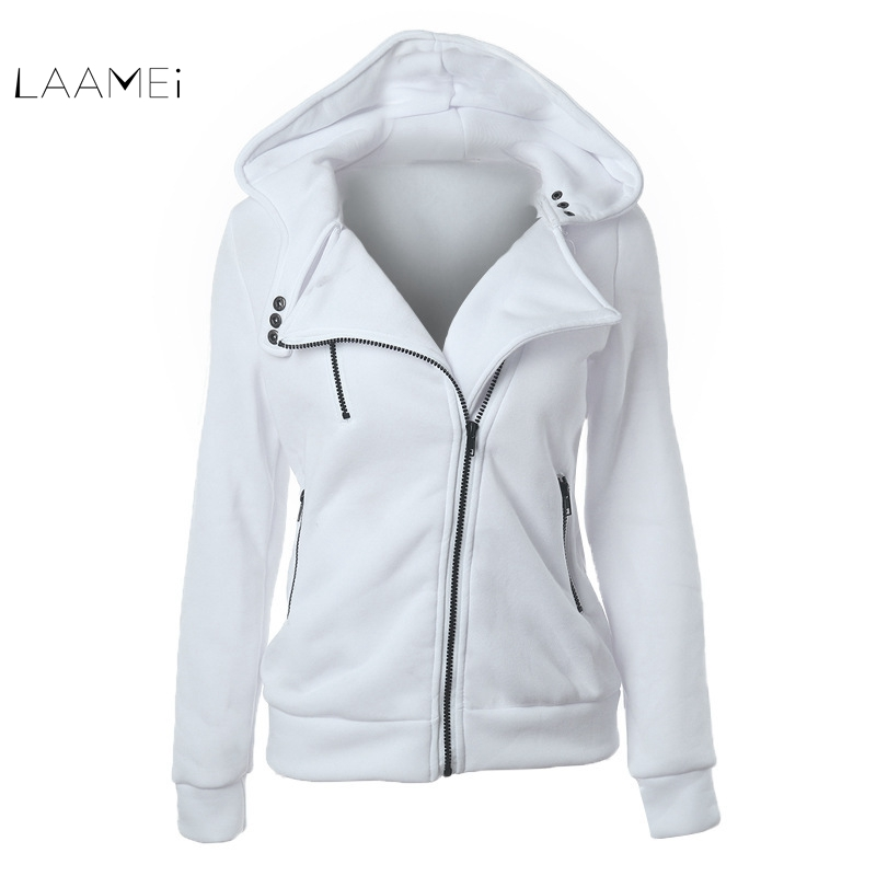 Laamei 2018 Autumn Winter   Jacket   Women Coat Casual Girls   Basic     Jacket   Zipper Cardigan Sleeveless   Jacket   Female Coats Plus Size