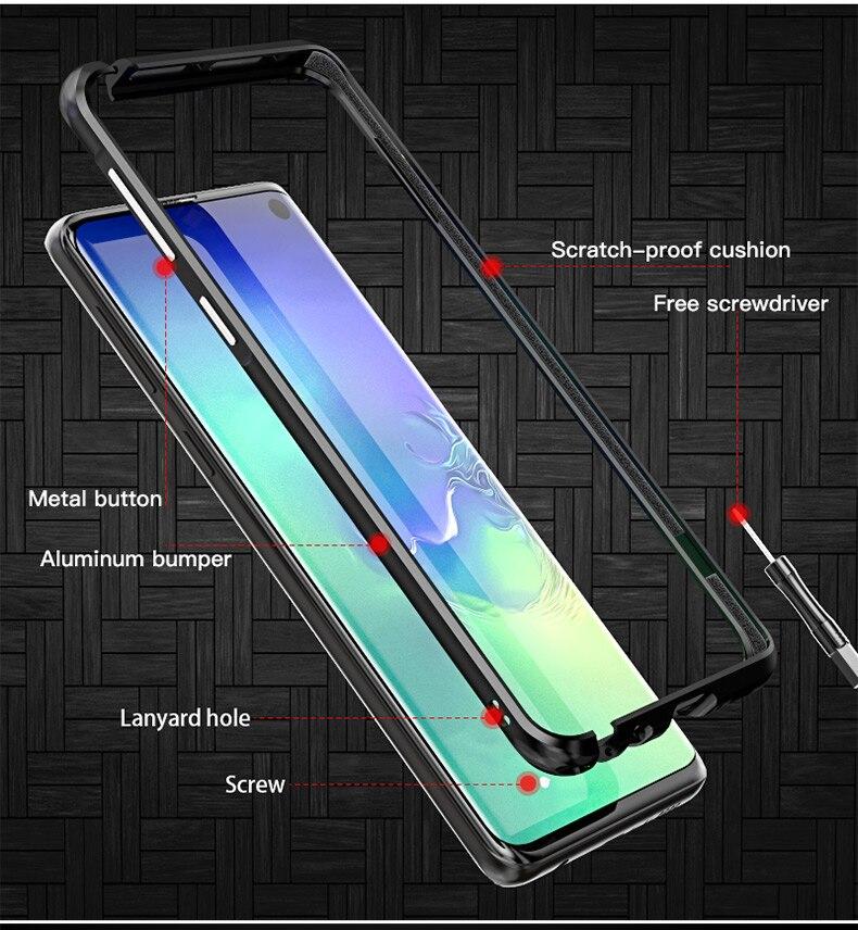 Case For Samsung Galaxy S10 Plus S10e Cover (4)