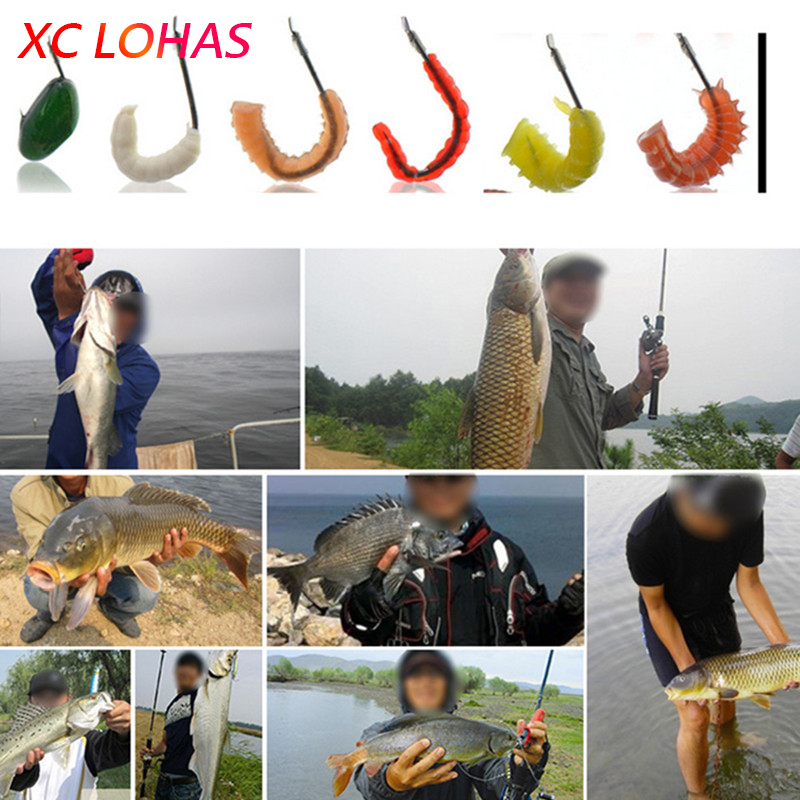 2016 new artificial sea worm worms simulation fishing lure for Worms for fishing bait