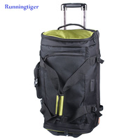 Large capacity suitcase waterproof Travel Bag rolling luggage Oxford bag trolley case Men's 2732 inch backpack Suitcases Wheel