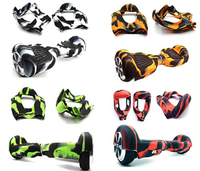 2016 Hoverboard Silicone Shell Case Cover Waterproof Protector For Mini 6 5 Inch 2 Wheel Smart