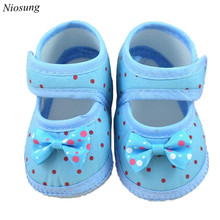 Baby Bowknot  Boots Soft Crib Shoes First Walkers Girls Kid Shoes Soft Sole Sneaker Toddler Shoes wholesale