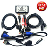 Cums INLINE 6 Data Link Adapter Insite Heavy Duty Diagnostic Tool Scanner Full 8 Cable Trcuk