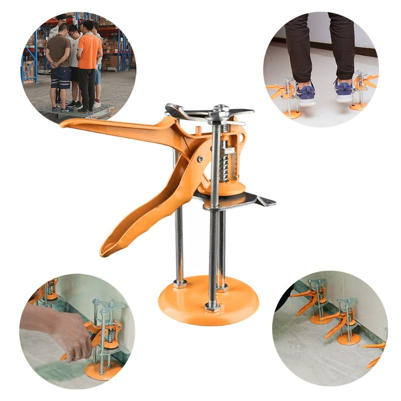 Tile Locator Wall Tile Level Regulator Lifter Heighten 1-10cm Adjustable Height Adjuster Ceramic Tiling Tool Hand Pliers Adjustm