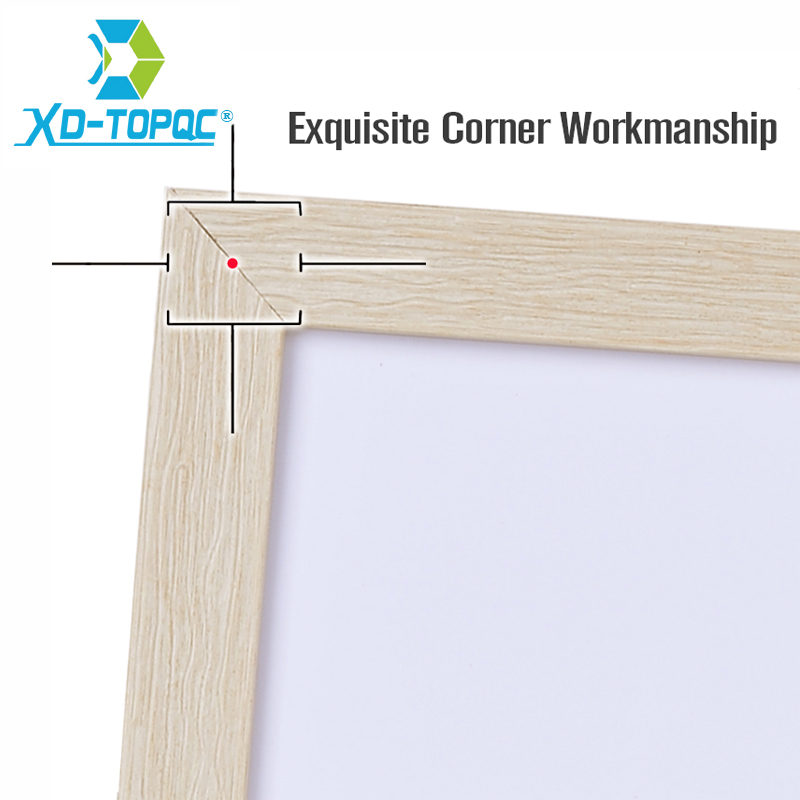 Quadro Branco placa de escrita magnética lousa Surface Material : White Painting Iron Sheet + White Cardboard