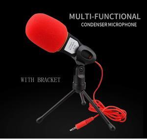 Image 2 - SF 666 Micro Jack 3,5 мм портативный компьютер Профессиональный конденсатор Micro Cable микрофон
