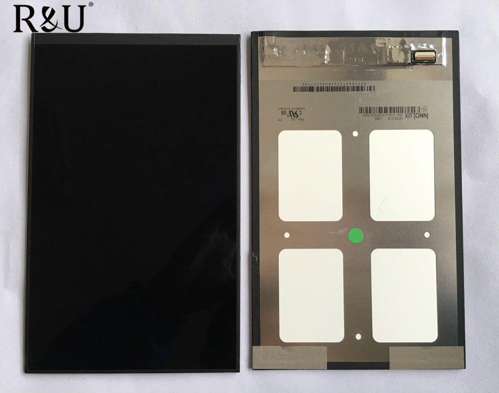 R&U test good N080ICE-GB1C7 N080ICE -GB0 led lcd screen display inner screen For Asus Fonepad 8 FE380CG FE380 ME380