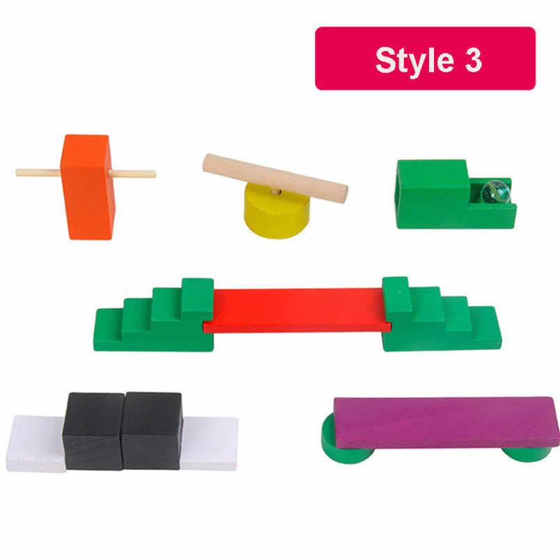 120 ชิ้น/เซ็ตสีไม้ Domino สถาบันอุปกรณ์เสริมเด็กของเล่นเด็ก Interactive เกมโดมิโนไม้บล็อกของเล่นเด็ก