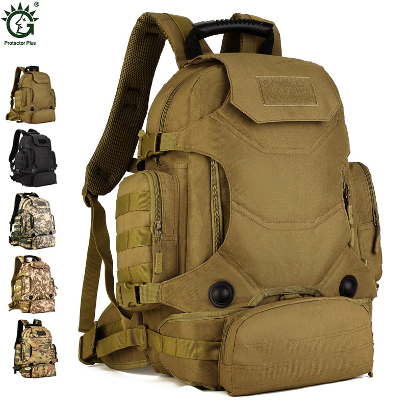 40L Multifunctional Military Molle Backpack Men Waterproof Nylon Knapsack Male Laptop Daypack Travel Bags Army Combined Backpack40L Multifunctional Military Molle Backpack Men Waterproof Nylon Knapsack Male Laptop Daypack Travel Bags Army Combined Backpack