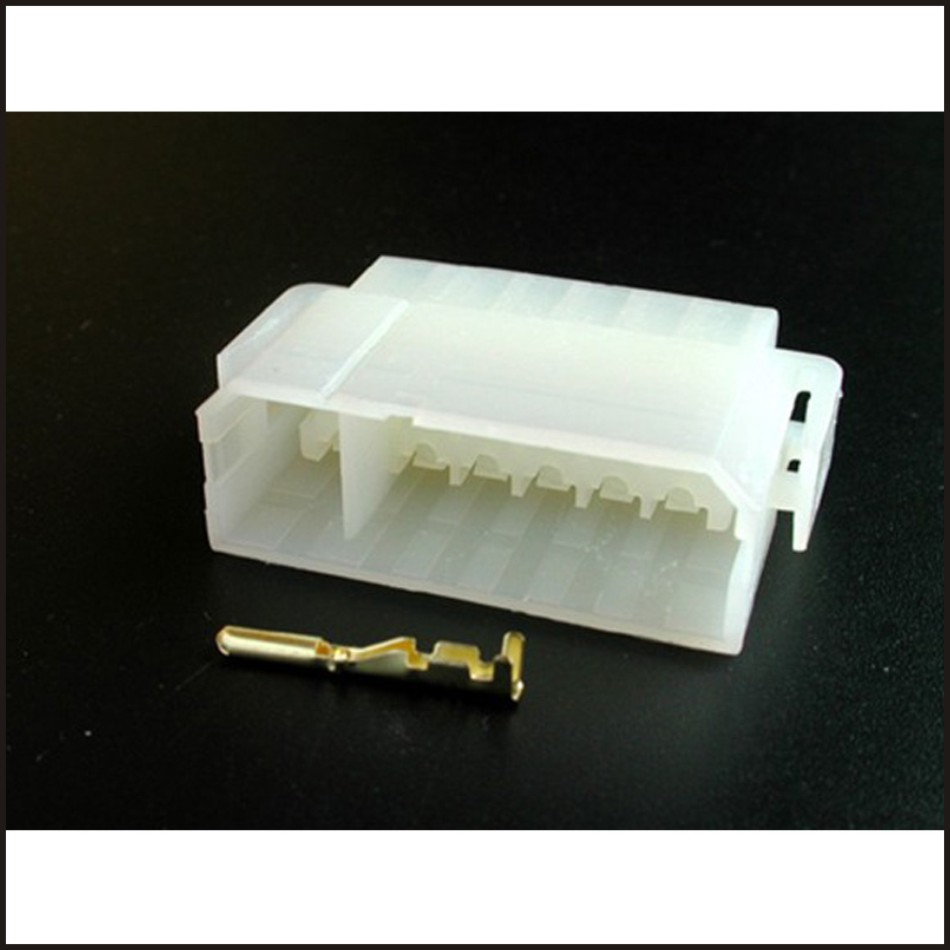 Plug Fuse Box Plastic Electrical Wiring Diagrams House Terminal Wire Connector Female Cable Male Terminals 12 Fuses 30 Amp