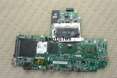 MOTHERBOARD for Dell Latitude D410 laptop motherboard DDR Free Shipping 100% test okMOTHERBOARD for Dell Latitude D410 laptop motherboard DDR Free Shipping 100% test ok