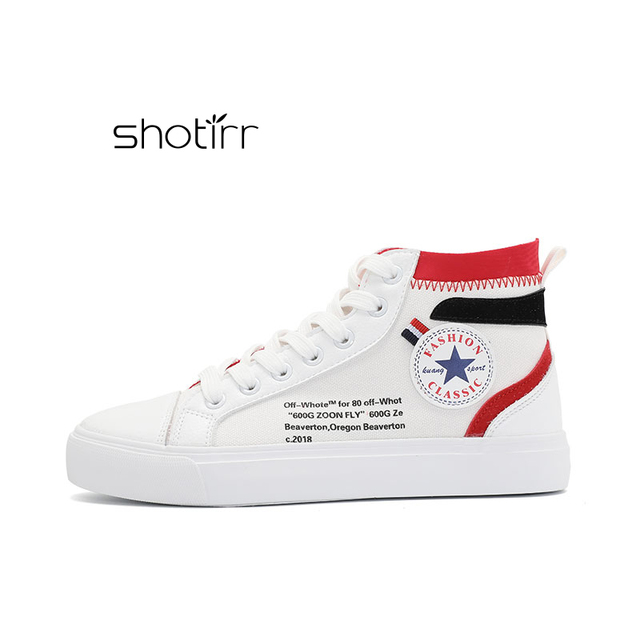 Fashionable splicing Korean style 2018 New Ladies' canvas shoes sports shoes for women running shoes outdoor casual shoes
