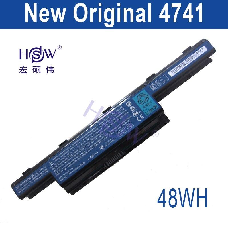 HSW battery for acer AS10D31 AS10D51 AS10D81 AS10D75 AS10D61 AS10D41 AS10D71 Aspire 4741 5742G 5552G 5742 5750G 5741G battery for acer aspire v3 v3 471g v3 551g v3 571g v3 771g series as10d41 as10d51 as10d61 as10d71 as10d75 as10d81