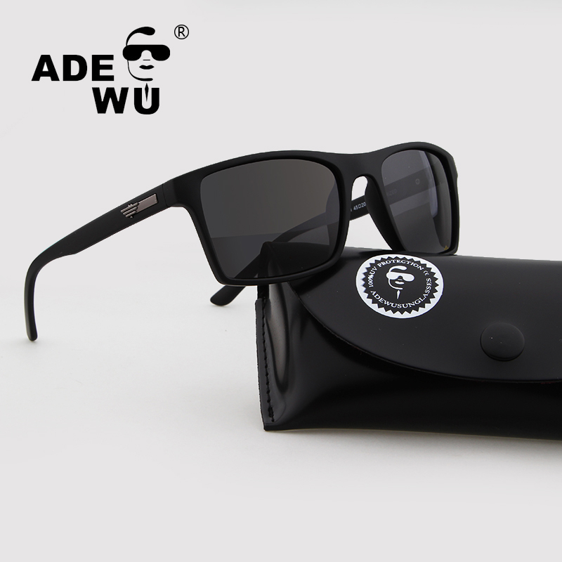 Adewu Luxury Brand Designer Polarized Sunglasses Men/Women Driving Sun Glasses Outdoor S ...