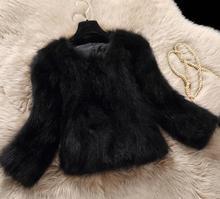 2016 New Arrival Real Raccoon Fur Coat 100% Natural True Fur Coat Women Fashion Fur Coat  Harppihop Fur