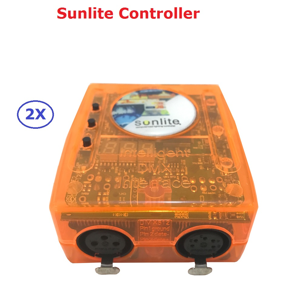 2XLot Professional Stage Lighting Console Sunlite SL 1024 DMX Computer Controller With SD Cards For Moving Head Lights dhl free shipping sunlite suite1024 dmx controller 1024 ch easy show lighting effect stage equipment dmx color changing tool