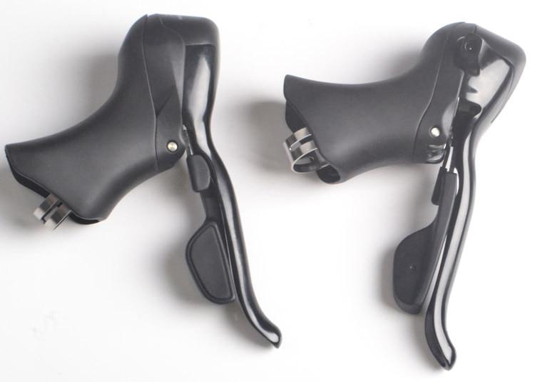 microSHIFT SB R472 2X7 Speed Shifters Double Chain Derailleur Shift Lever Road Bike Bicycle Derailleur Compatible