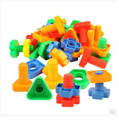 Aliexpress Com Buy Screws Nut Pairing Plastic Assemblage