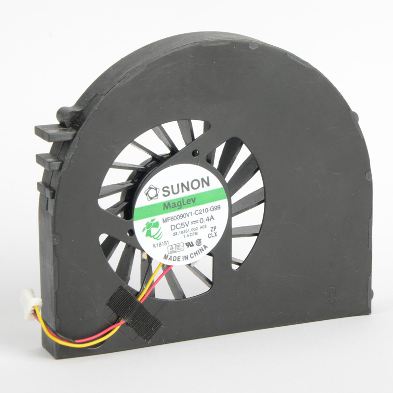 Laptops Replacements Component Cpu Cooling Fan Fit For DELL Inspiron 15R N5110 MF60090V1-C210-G99 Series Cooler Fans computador cooling fan replacement for msi twin frozr ii r7770 hd 7770 n460 n560 gtx graphics video card fans pld08010s12hh
