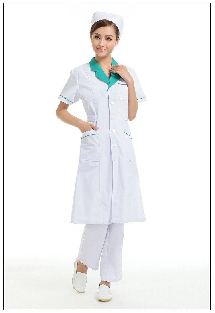 Famous Brand Hot Sale 100% Cotton Medical Clothing Nurse Uniforms ...