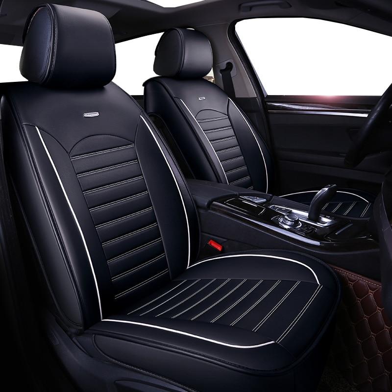 New Universal auto Car seat covers Para chevrolet cruze lacetti captiva 2016 2015 2014 2013 2012 2011 2010 protetor auto almofada