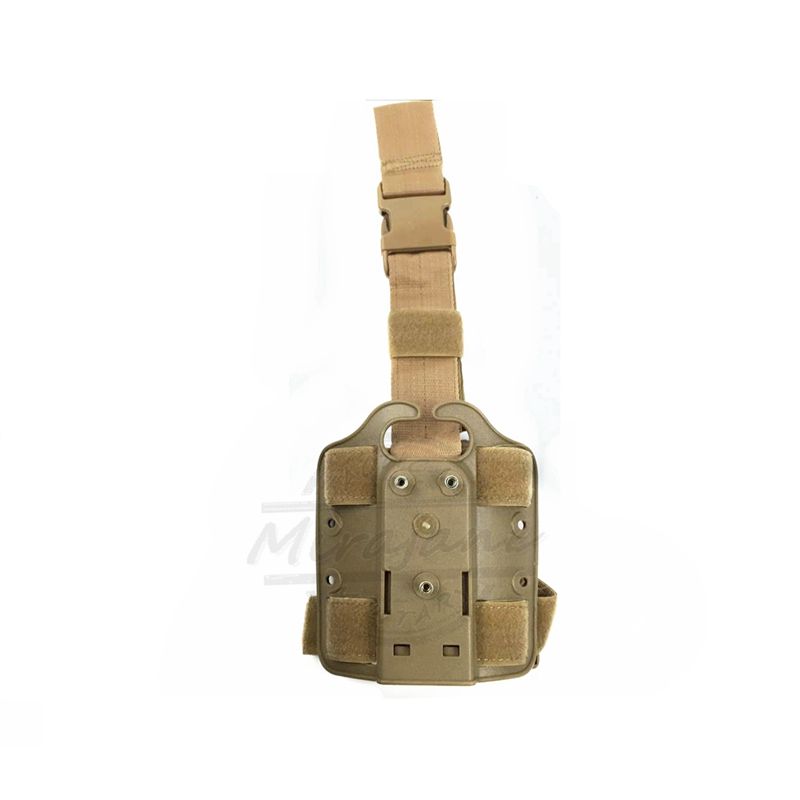 Drop Leg Holster Paddle Hunting Gun Accessories Thigh Plateform for Gl 17/1911/USP Compact/SIG Sauer P220 226/M9 92
