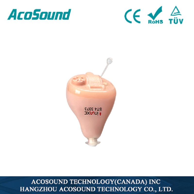 AcoSound Newest Smile Digital Hearing Aids Mini In The Ear Hearing Aid For The Elderly High Power Invisible Sound AmplifierAcoSound Newest Smile Digital Hearing Aids Mini In The Ear Hearing Aid For The Elderly High Power Invisible Sound Amplifier