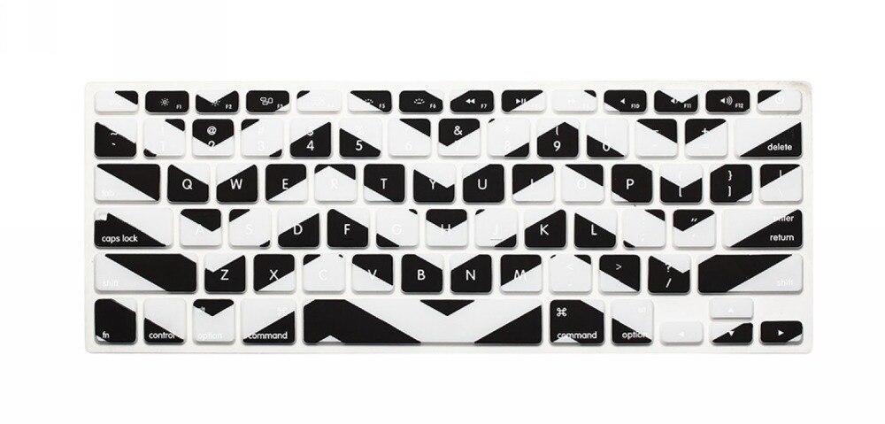 Film protecteur de clavier en Silicone Anti-déversement pour Apple Macbook 12 pouces (Version US) MEAFO