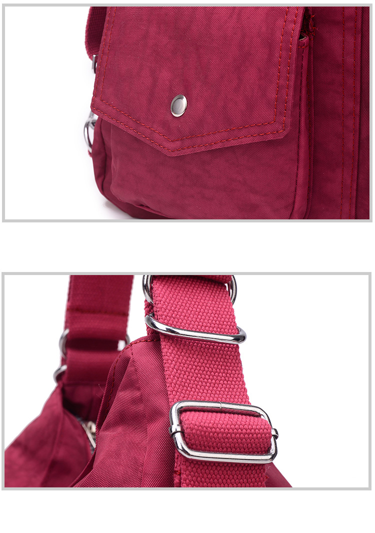 HTB1rMo2bovrK1RjSspcq6zzSXXa3 Nylon Women Backpack Natural School Bags for Teenager Casual Female Preppy Style Shoulder Bags Mochila Travel Bookbag Knapsack
