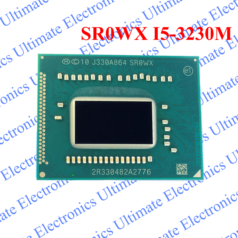 ELECYINGFO Refurbished SR0WX <font><b>I5</b></font>-<font><b>3230M</b></font> SR0WX <font><b>I5</b></font> <font><b>3230M</b></font> BGA chip tested 100% work and good quality image