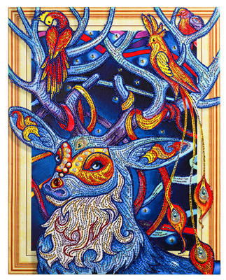 HUACAN-5D-DIY-Special-Shaped-Diamond-Painting-Cross-stitch-Diamond-Embroidery-Animals-Picture-Of-Rhinestones-Home.jpg_640x640 (12)