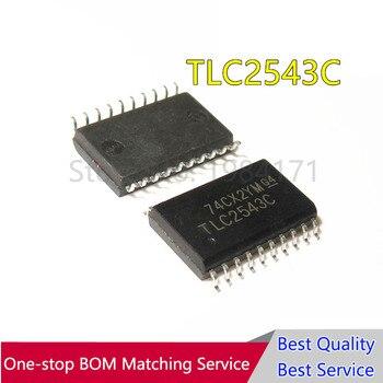 10pcs TLC2543CN TLC2543 TLC2543C DIP-20 New